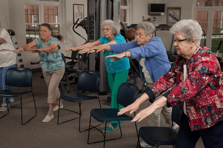 Active Aging Week 2016 Explore The Possibilities