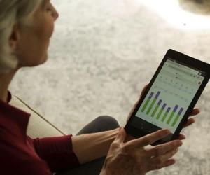 Activity monitoring app