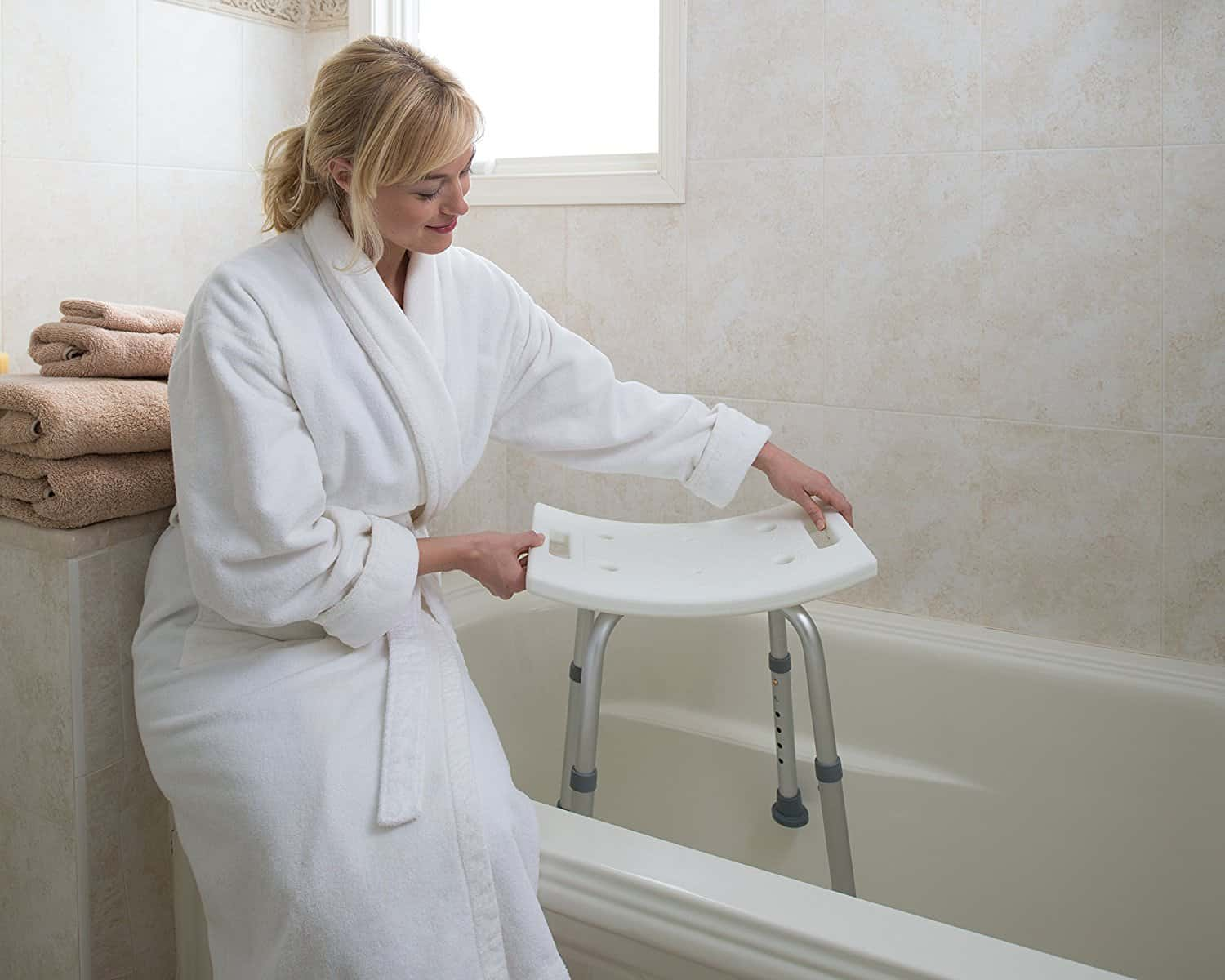 Best Shower Benches Seats Amp Stools For Elderly Best Reviews