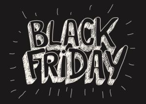 Black Friday logo