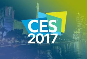 Consumer Electronic Show 2017 logo