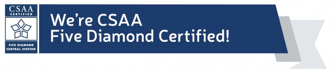 CSAA Five dDiamond Certification received by Medical Guardian