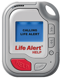 The emergency mobile phone of LIfeAlert
