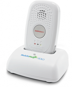 Honeywell MobileHelp medical alert unit