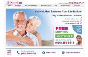LifeStation.com website