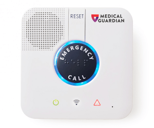 Medical Guardian's Classic Guardian system