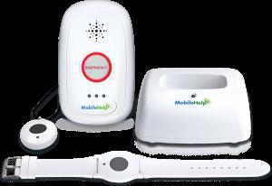 MobileHelp Solo equipment