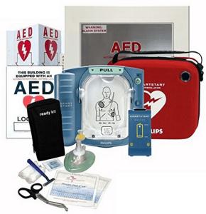 Philips Lifeline Defibrillator