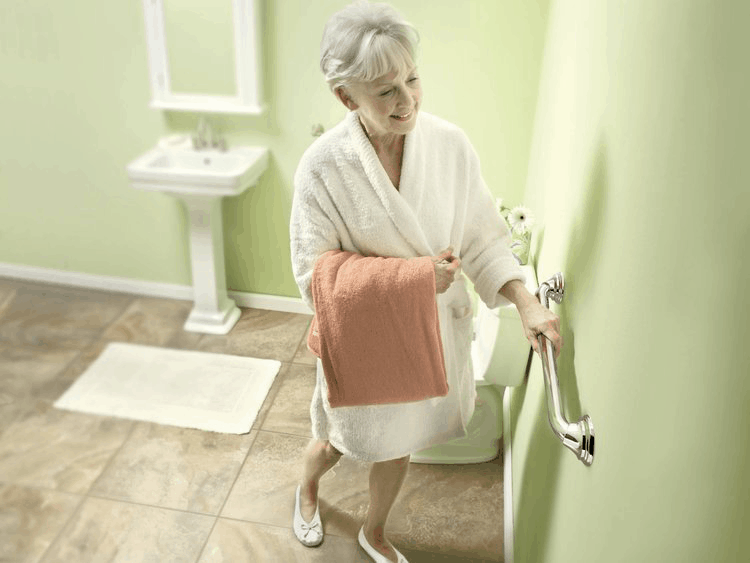 Best Grab Bars For Seniors For Fall Prevention Safety