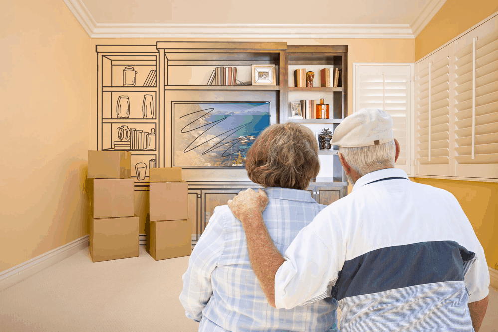 Moving Seniors To A New Home Safely And Successfully