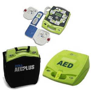 Zoll Defibrillator set